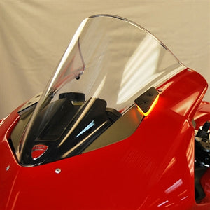 Ducati Panigale V2 Mirror Block Off Turn Signals, Ducati Panigale V2 LED Turn Signals
