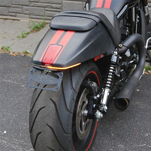 2012-2017 Harley Davidson V-Rod Fender Eliminator Kit / Tail Tidy / LED Turn Signals.