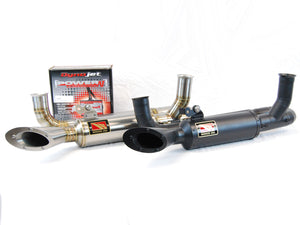KTM RC8 Exhaust by Competition Werkes. KTM RC8 Exhaust