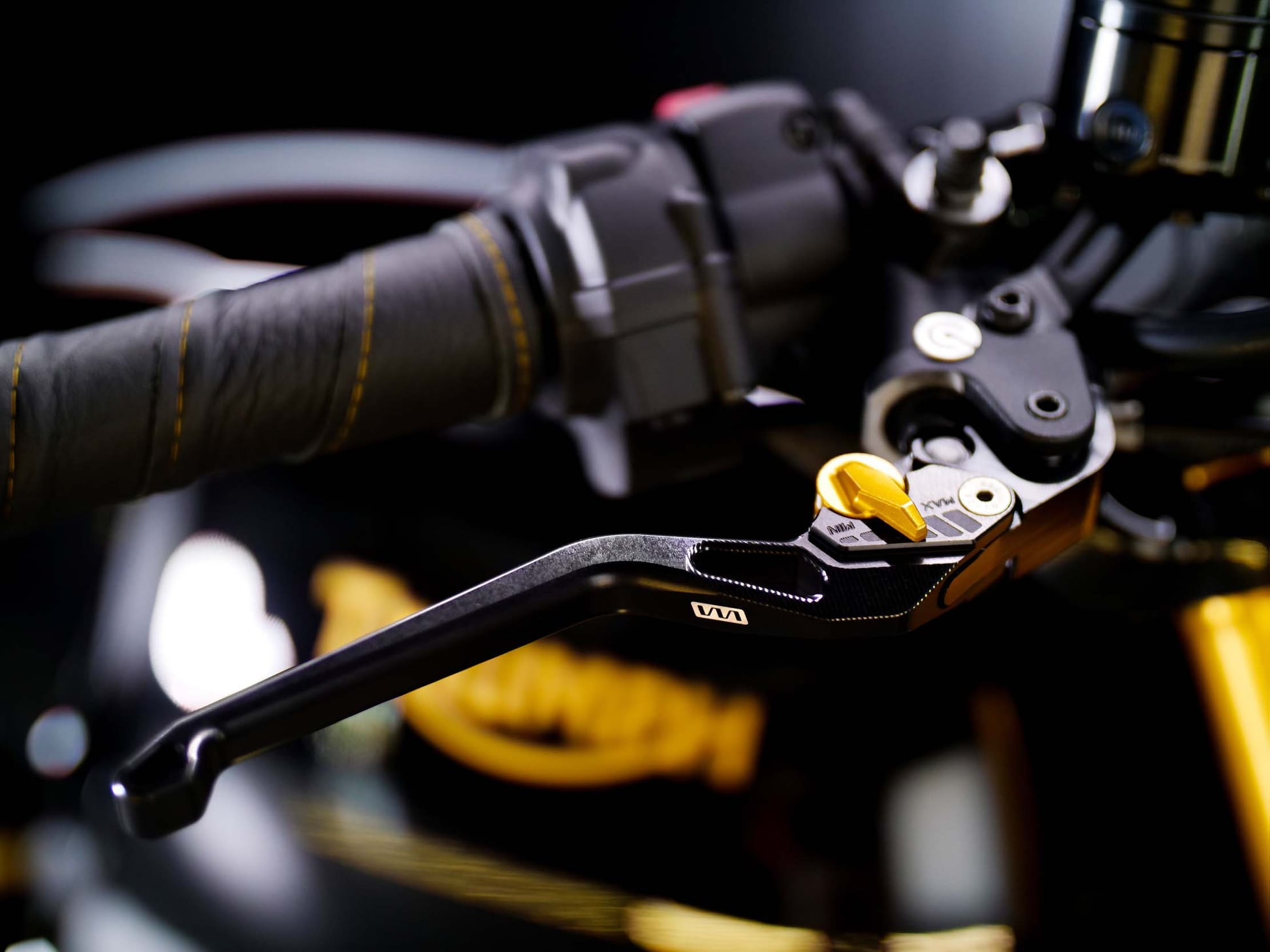Triumph Thruxton RS Levers by Womet-Tech | Triumph Thruxton RS Clutch and Brake Levers | Triumph Thruxton RS Levers