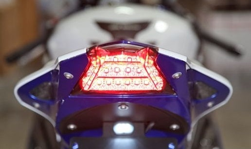 2015-2019 BMW S1000RR Integrated LED Tail Light | 2015-2019 BMW S1000RR Sequential LED Tail Light