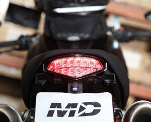 Ducati Monster 1100 Integrated LED Tail Light | Ducati Monster 1100 Sequential LED Tail Light
