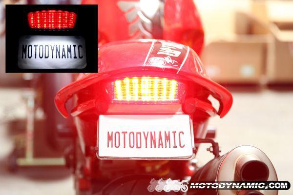 Ducati Monster 600 Integrated LED Tail Light | Ducati Monster 600 Sequential LED Tail Light