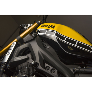 Yamaha MT09 EVOS Edition Frame Sliders by Womet-Tech | Yamaha MT09 Frame Sliders