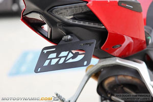 Ducati 959 Panigale Fender Eliminator Kit | Ducati 959 Panigale Tail Tidy | LED Plate Light