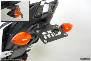 Yamaha MT09 Fender Eliminator Kit | Yamaha MT09 Tail Tidy | LED Plate Light