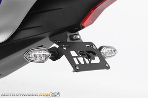 2017-2020 Yamaha R6 Fender Eliminator Kit | 2017-2020 Yamaha R6 Tail Tidy | LED Plate Light
