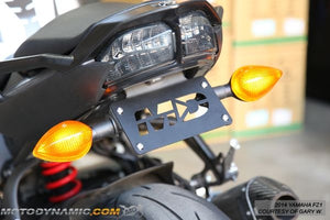 2006-2015 Yamaha FZ1 Fender Eliminator Kit | 2006-2015 Yamaha FZ1 Tail Tidy | LED Plate Light