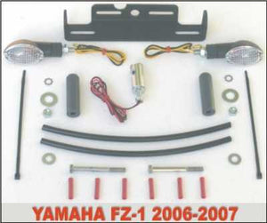 Fender Eliminator Kit - Yamaha FZ1 2006-2008