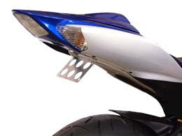 Competition Werkes Fender Eliminator Kit - Suzuki GSXR750 2006-2007