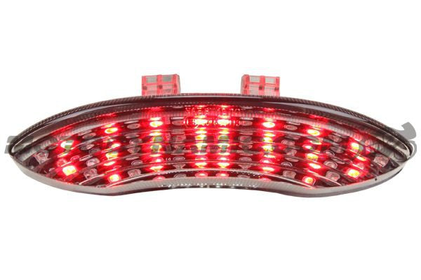2008-2012 Triumph Street Triple Integrated LED Tail Light | 2008-2012 Triumph Street Triple Sequential LED Tail Light