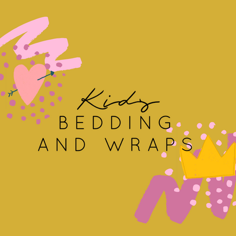 Bedding and Wraps