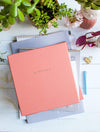 Write To Me 2021 Daily Hustle Planner Blush and Grey