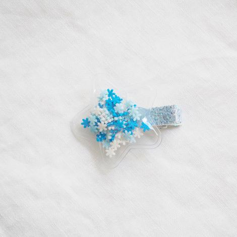 Starred Clip - Snowflakes