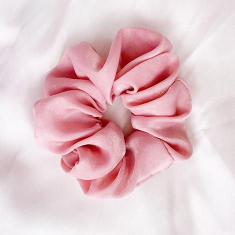 The Soft Scrunchie - Primrose Pink