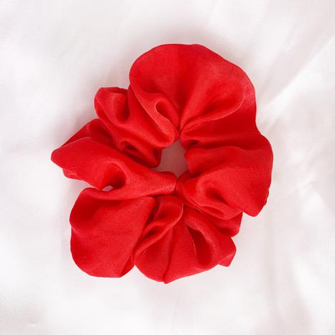 The Soft Scrunchie - Red