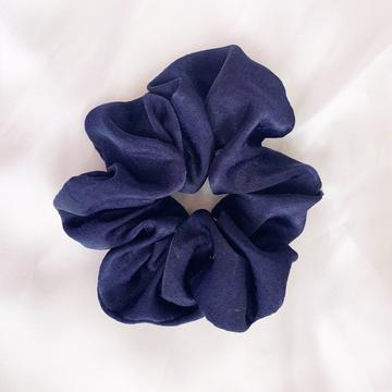 The Soft Scrunchie - Navy