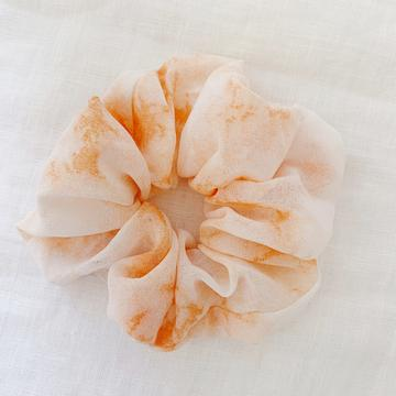 Summer Days Scrunchie - Orange