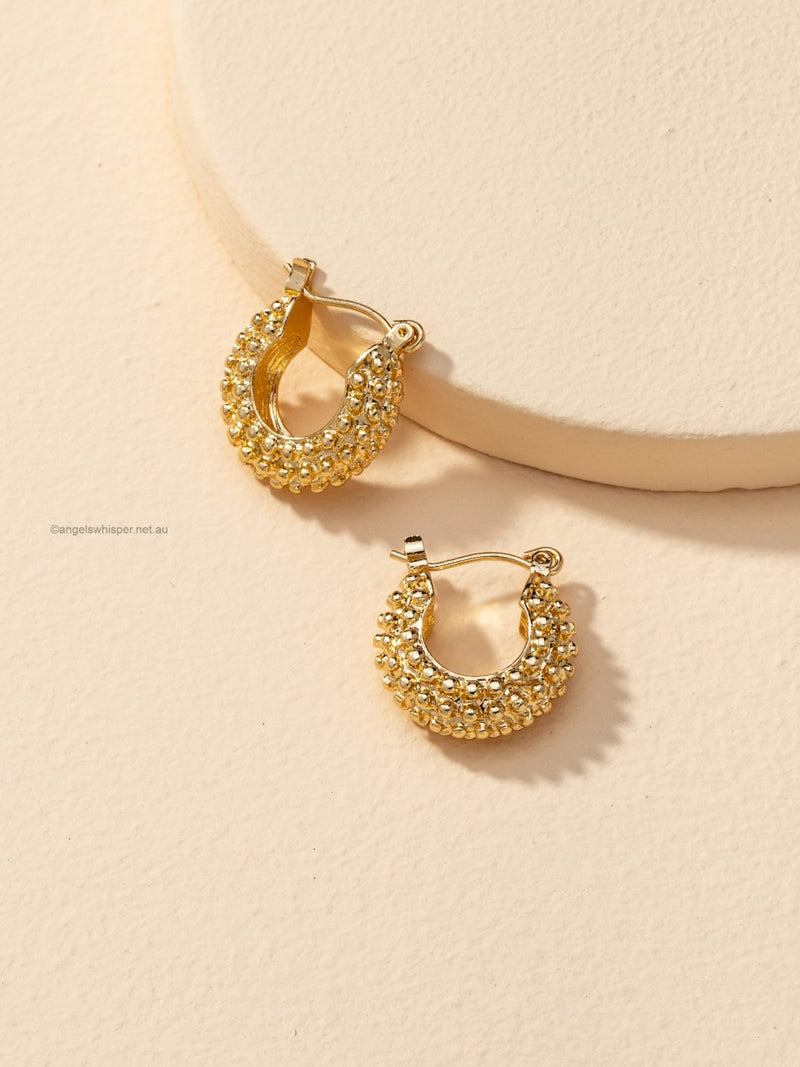 Castela Hoop Earrings