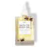 Bath To Body Oil - Mandarin + Camellia Oil