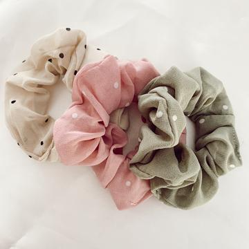 The Spotty Scrunchie Pack