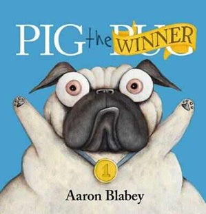 Pig The Winner - Board Book