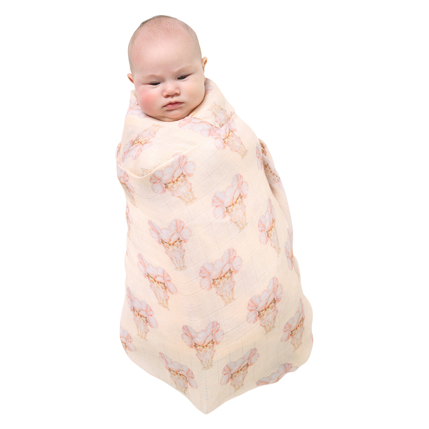 Kip & Co X May Gibbs Nap Wrap - Pretty Lady