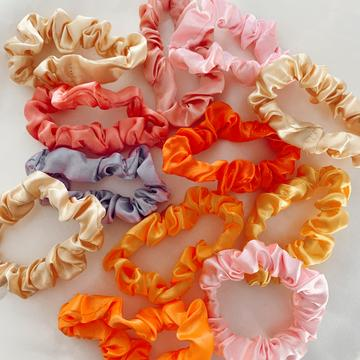 The Silky Scrunchie Pack - Lolly