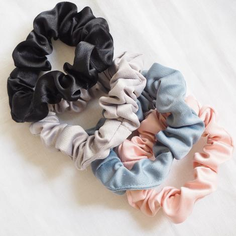 The Luxe Scrunchie Pack
