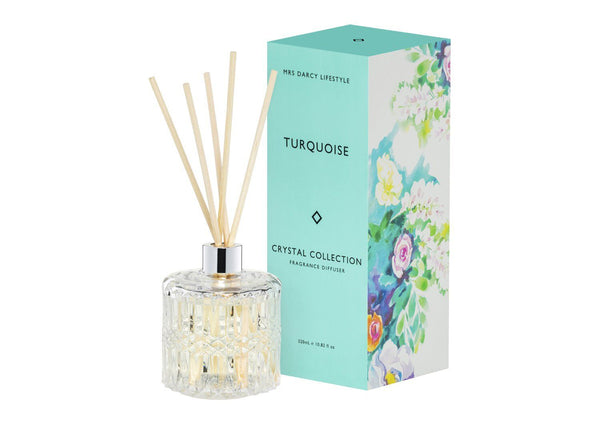 Turquoise Diffuser - Seasalt + Watermelon
