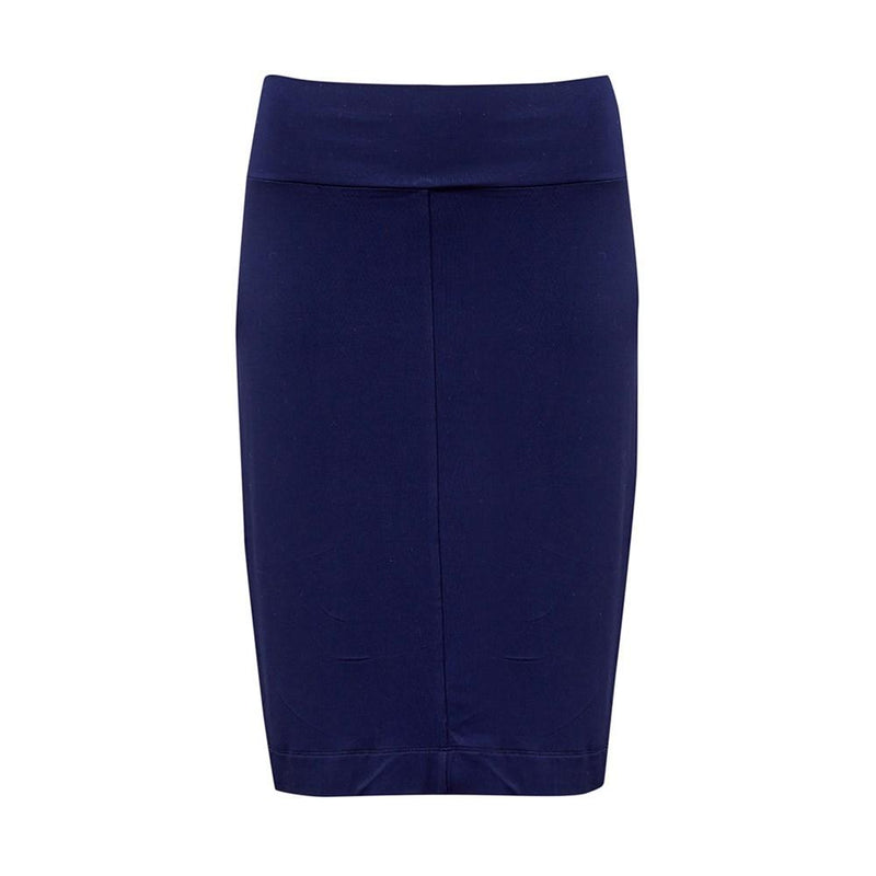 Whitney Midi Tube Skirt - Navy
