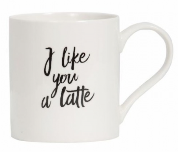 I Like You A Latte