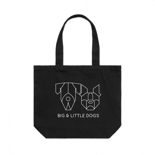 Pawrent BLD Premium Shopping Bag with BLD Logo