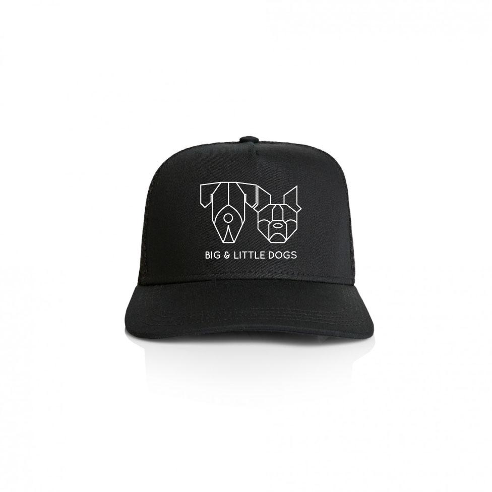 PARENTS TRUCKER CAP: BLD Gang NEW!