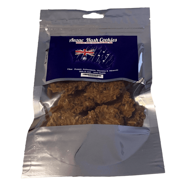 DOG TREATS L'Barkery Anzac Hash Cookies NEW!