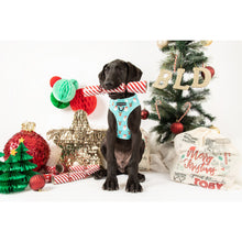 Adjustable Dog Harness Santas Reindeers
