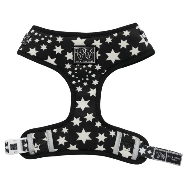 Adjustable Dog Harness Shoot For The Stars
