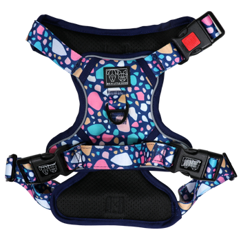 All Rounder Dog Harness Trevi Terrazzo