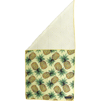 Beach Towel Sand Resistant Quick Dry Lookin' Pine Pineapples