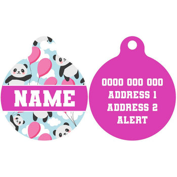 Premium Pet ID Tag | Beary Cute