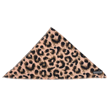 Cat Cooling Bandana Luxurious Leopard