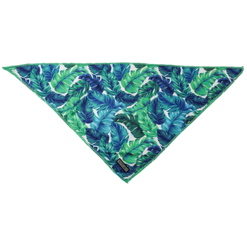 Cat Cooling Bandana Vacay Palms