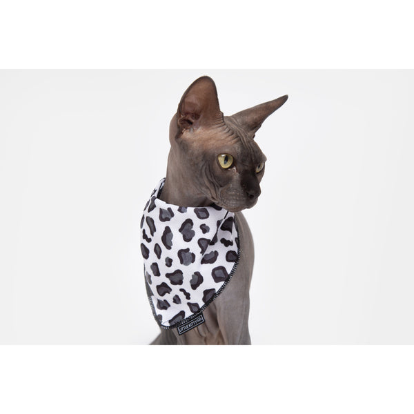 Cat Cooling Bandana Wild Cat Leopard Print