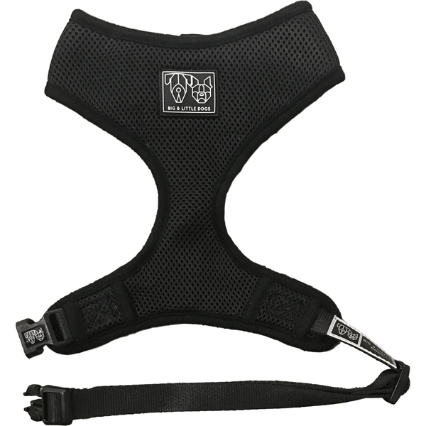 THE CLASSIC HARNESS: Black