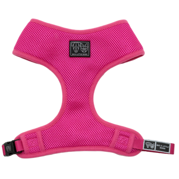 Classic Mesh Harness Hot Pink