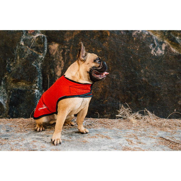 Silver Eagle Cooling Coats Red