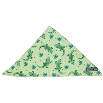 DOG BANDANA: Crikey Croc (NEW!)
