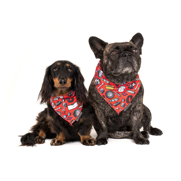 Dog Cooling Neckerchief Bandana Need For Speed Car Parts