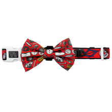 Comfort Dog Collar with Bow Tie Need For Speed Car Parts