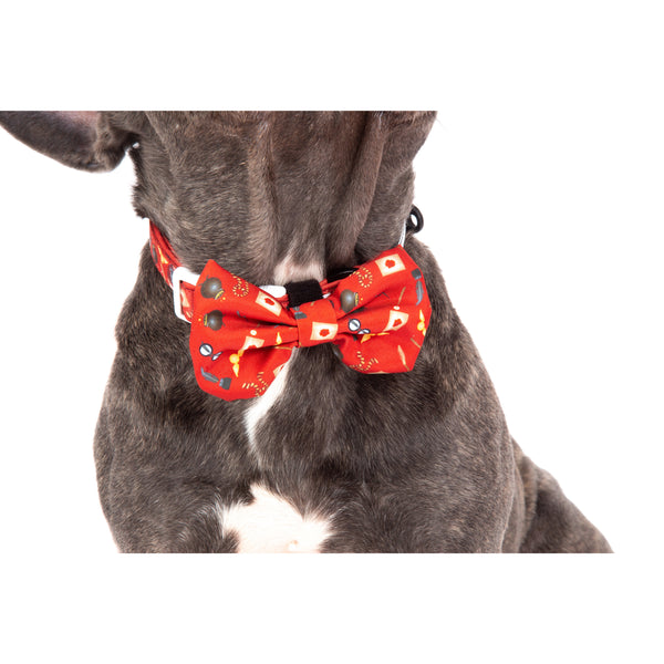 Dog Collar and Bow Tie Harry Pupper Harry Potter Themed